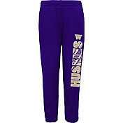 Gen2 Youth Washington Huskies Purple Origin Fleece Pants