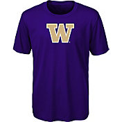 Gen2 Youth Washington Huskies Purple Ex Machina Performance T-Shirt