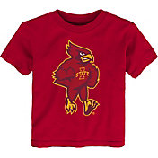 Outerstuff Toddler Iowa State Cyclones Cardinal Standing Mascot T-Shirt
