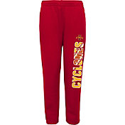 Outerstuff Youth Iowa State Cyclones Cardinal Origin Fleece Pants