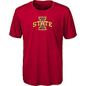 Outerstuff Youth Iowa State Cyclones Cardinal Ex Machina Performance T-Shirt