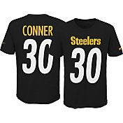 Nike Youth Pittsburgh Steelers James Conner #30 Pride Black T-Shirt