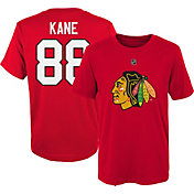 NHL Youth Chicago Blackhawks Patrick Kane #88 Red Player T-Shirt