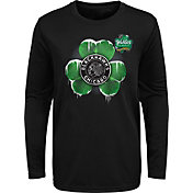 NHL Youth 2019 Winter Classic Chicago Blackhawks Under Ice Black Long Sleeve Shirt