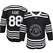 NHL Youth 2019 Winter Classic Chicago Blackhawks Patrick Kane #88 Premier Home Jersey