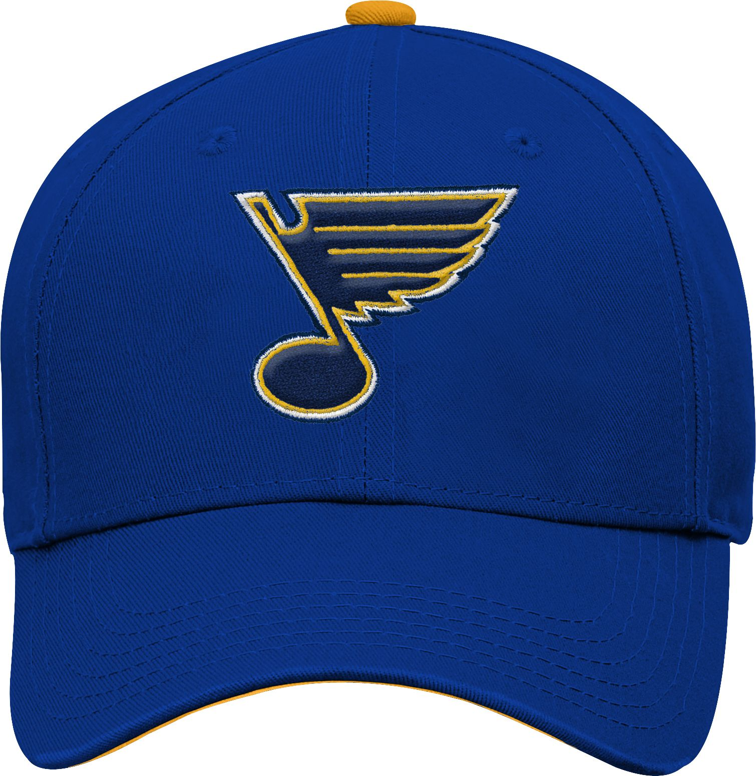 4be0536f6 ... canada netherlands nhl youth st. louis blues basic structured blue  adjustable hat 50333 7a98d d7fa3