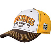 NHL Youth 2019 Winter Classic Boston Bruins White Snapback Adjustable Hat