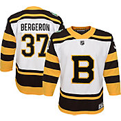 NHL Youth 2019 Winter Classic Boston Bruins Patrice Bergeron #37 Premier Home Jersey
