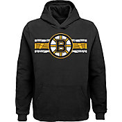 NHL Youth Boston Bruins Honor Lines Black Hoodie