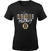 NHL Youth Boston Bruins Colossal Black T-Shirt