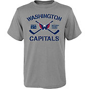 NHL Youth Washington Capitals Core Player Heather Grey T-Shirt