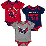 NHL Infant Washington Capitals Onesie Set