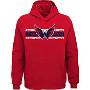 NHL Youth Washington Capitals Honor Lines Red Hoodie