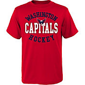 NHL Youth Washington Capitals Spectacle Red T-Shirt