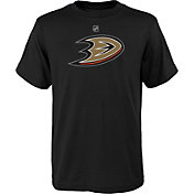 NHL Youth Anaheim Ducks Primary Logo Black T-Shirt