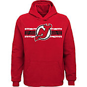 NHL Youth New Jersey Devils Honor Lines Red Hoodie