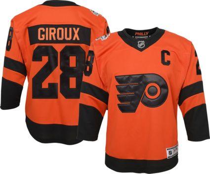 95ad5cb0a NHL Youth 2019 Stadium Series Philadelphia Flyers Claude Giroux  28 Premier  Jersey. noImageFound