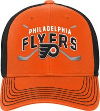 watch 10889 a153f NHL Youth Philadelphia Flyers Faceoff Structured .