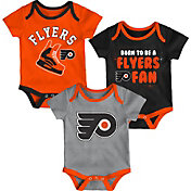 NHL Infant Philadelphia Flyers Onesie Set