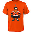 NHL Youth Philadelphia Flyers Mascot Orange T-Shirt