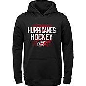 NHL Youth Carolina Hurricanes Attitude Black Pullover Hoodie