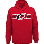 NHL Youth Carolina Hurricanes Honor Lines Red Hoodie
