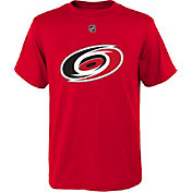 NHL Youth Carolina Hurricanes Primary Logo Red T-Shirt