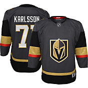 NHL Youth Vegas Golden Knights William Karlsson #71 Replica Home Jersey