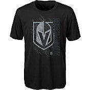 NHL Youth Vegas Golden Knights Resolution Black T-Shirt