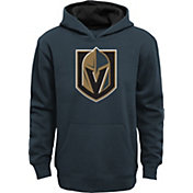 NHL Youth Vegas Golden Knights Prime Grey Hoodie