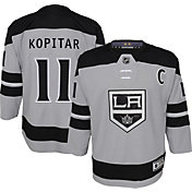 NHL Youth Los Angeles Kings Anze Kopitar #11 Premier Home Jersey