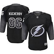dbf288bd94b Product Image · NHL Youth Tampa Bay Lightning Nikita Kucherov #86 Premium Alternate  Jersey