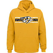 NHL Youth Nashville Predators Honor lines Gold Hoodie