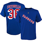 NHL Youth New York Rangers Mats Zuccarello #36 Royal Player T-Shirt