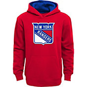NHL Youth New York Rangers Prime Red Hoodie