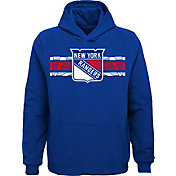NHL Youth New York Rangers Honor Lines Royal Hoodie