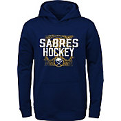 NHL Youth Buffalo Sabres Attitude Navy Pullover Hoodie