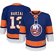 NHL Youth New York Islanders Matthew Barzal #13 Replica Home Jersey