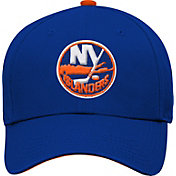 NHL Youth New York Islanders Basic Structured Blue Adjustable Hat
