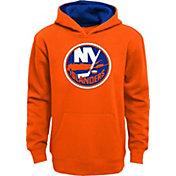 NHL Youth New York Islanders Prime Orange Hoodie