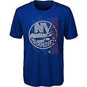 NHL Youth New York Islanders Resolution Royal T-Shirt