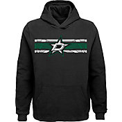 NHL Youth Dallas Stars Honor Lines Green Hoodie