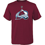 NHL Youth Colorado Avalanche Primary Logo Maroon T-Shirt