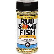 Rub Some Fish Seafood Seasoning