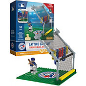 OYO Toronto Blue Jays Batting Cage Figurine Set