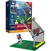 OYO Atlanta Braves Batting Cage Figurine Set