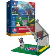 OYO Chicago Cubs Batting Cage Figurine Set