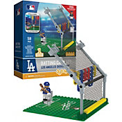 OYO Los Angeles Dodgers Batting Cage Figurine Set