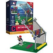 OYO Cleveland Indians Batting Cage Figurine Set