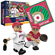 OYO Los Angeles Angels Shohei Ohtani Minifigure Collector's Set